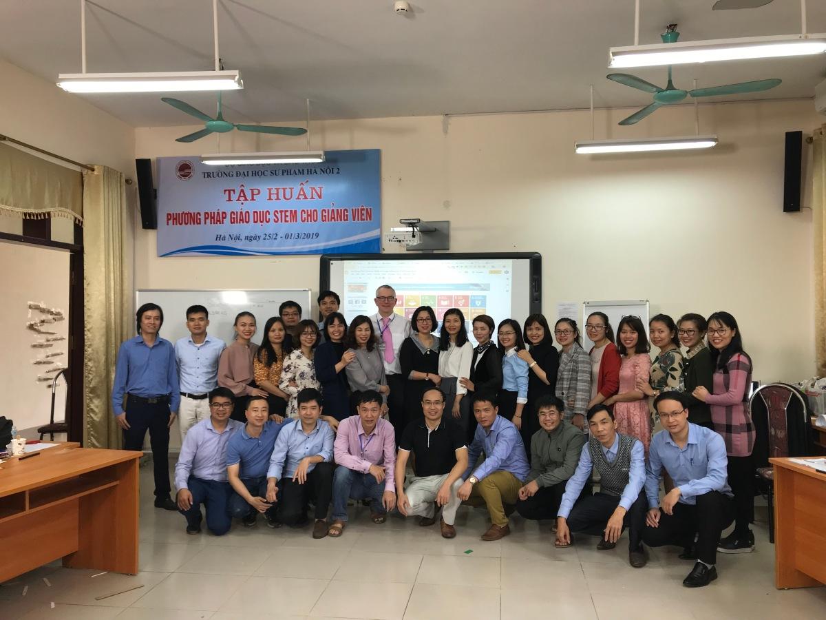 STEM in Vietnam
